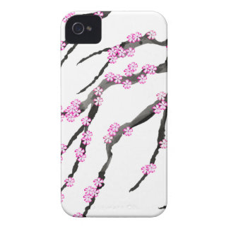 Sakura Cherry Blossom 20,Tony Fernandes iPhone 4 Case-Mate Case