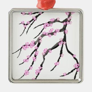 Sakura Cherry Blossom 20,Tony Fernandes Metal Ornament