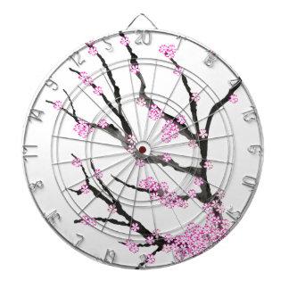 Sakura Cherry Blossom 21,Tony Fernandes Dartboard