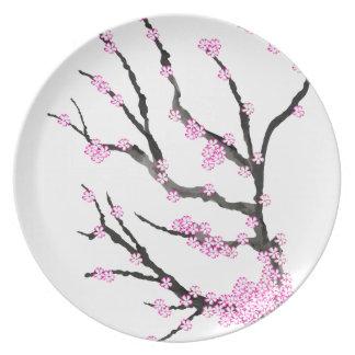 Sakura Cherry Blossom 21,Tony Fernandes Dinner Plates