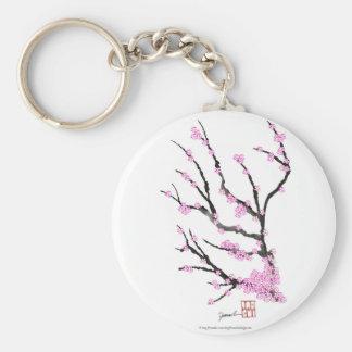 Sakura Cherry Blossom 21,Tony Fernandes Keychain
