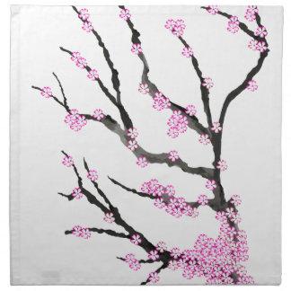 Sakura Cherry Blossom 21,Tony Fernandes Napkin