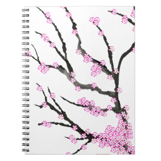 Sakura Cherry Blossom 21,Tony Fernandes Notebook