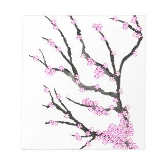 Sakura Cherry Blossom 21,Tony Fernandes Notepad
