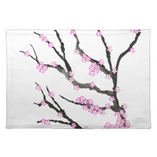 Sakura Cherry Blossom 21,Tony Fernandes Placemat