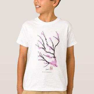 Sakura Cherry Blossom 21,Tony Fernandes T-Shirt