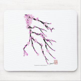 Sakura Cherry Blossom 22,Tony Fernandes Mouse Pad