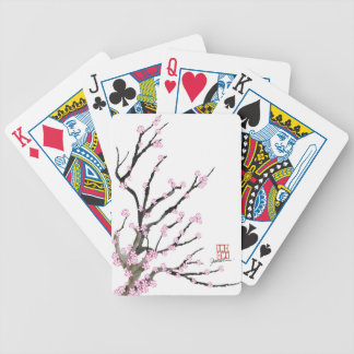 Sakura Cherry Blossom 23, Tony Fernandes Bicycle Playing Cards