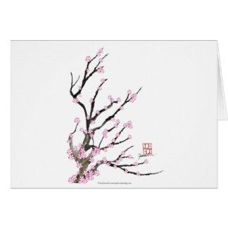 Sakura Cherry Blossom 23, Tony Fernandes Card