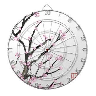 Sakura Cherry Blossom 23, Tony Fernandes Dartboard
