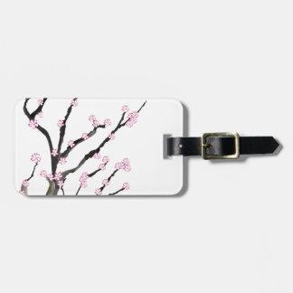 Sakura Cherry Blossom 23, Tony Fernandes Luggage Tag