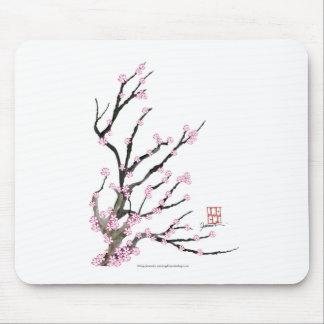 Sakura Cherry Blossom 23, Tony Fernandes Mouse Pad