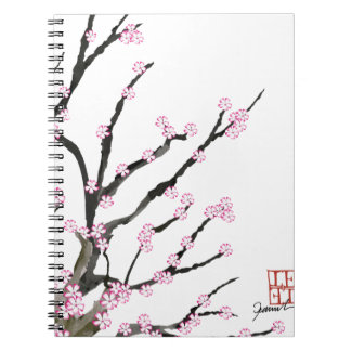 Sakura Cherry Blossom 23, Tony Fernandes Notebook