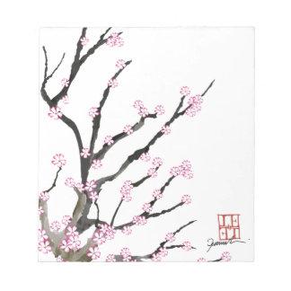 Sakura Cherry Blossom 23, Tony Fernandes Notepad