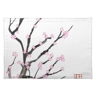 Sakura Cherry Blossom 23, Tony Fernandes Placemat