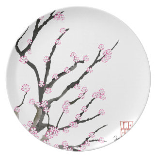Sakura Cherry Blossom 23, Tony Fernandes Plates