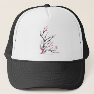 Sakura Cherry Blossom 23, Tony Fernandes Trucker Hat