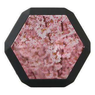 Sakura Cherry Blossom Black Bluetooth Speaker