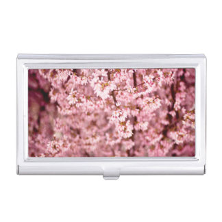 Sakura Cherry Blossom Business Card Case