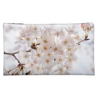 Sakura Cherry Blossom Cosmetics Bags