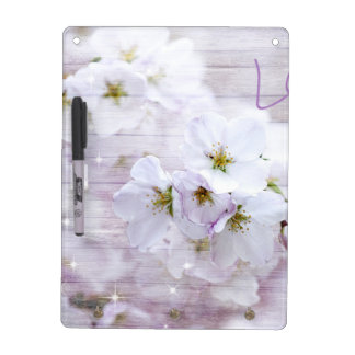 Sakura Cherry Blossom Dry Erase Whiteboards