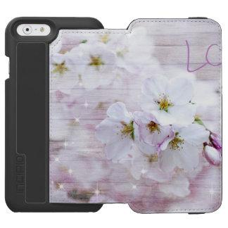 Sakura Cherry Blossom Incipio Watson™ iPhone 6 Wallet Case