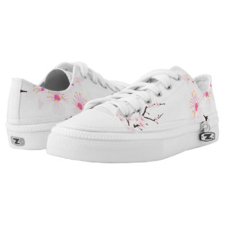 Sakura Cherry blossom inspired shoes