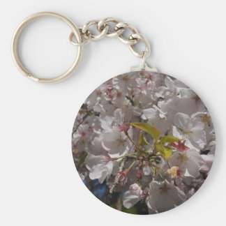 Sakura Cherry Blossom Keychain