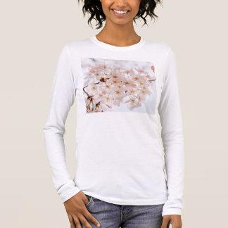 Sakura Cherry Blossom Long Sleeve T-Shirt