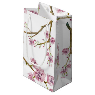 Sakura Cherry Blossom Small Gift Bag