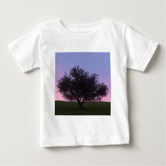 Sakura Cherry Tree at Dusk Baby T-Shirt