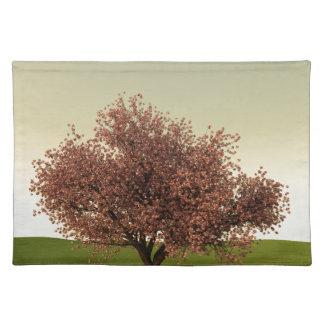 Sakura Cherry Tree at Sunset Placemat