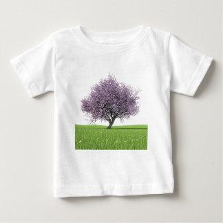 Sakura Cherry Tree Baby T-Shirt