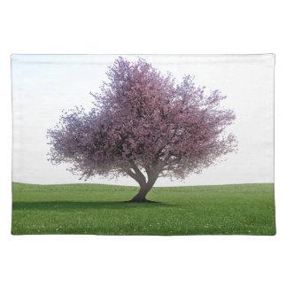 Sakura Cherry Tree in the Morning Placemat