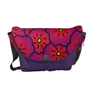 Sakura Courier Bag