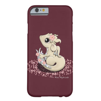 Sakura Dragon iPhone Case