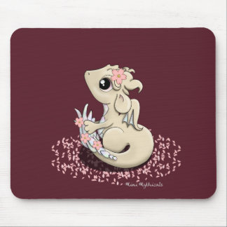 Sakura Dragon Mousepad