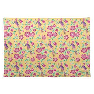 Sakura Floral Batik Placemat