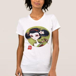 Sakura Girl T-shirt