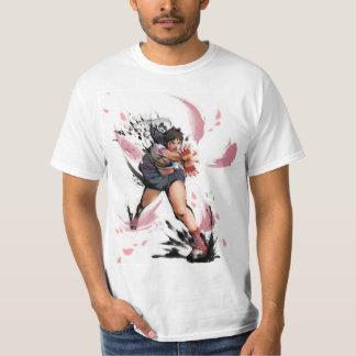 Sakura Hadoken Shirts
