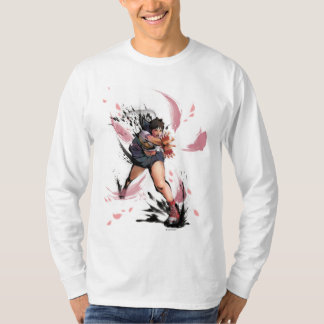 Sakura Hadoken T-shirt