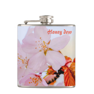 Sakura - Japanese cherry blossom Flasks