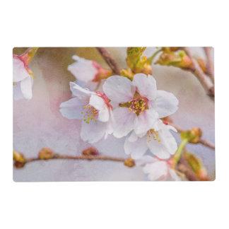 Sakura - Japanese Cherry Blossom Laminated Placemat