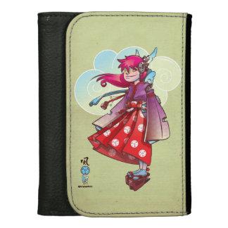 sakura leather wallets