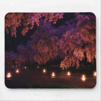 Sakura (Night) Mousepad