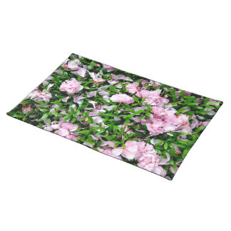 sakura petals placemats