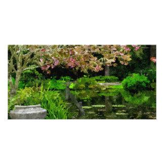 Sakura Photo Card