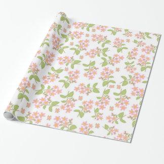 Sakura Pink Cherry Blossoms Gift Wrap