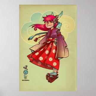 sakura poster