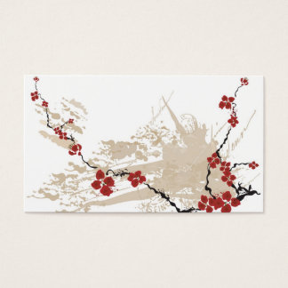Sakura Profile Card